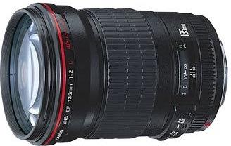 Fixed Focal Length Lens Ef 135mm F/2.0 L Usm