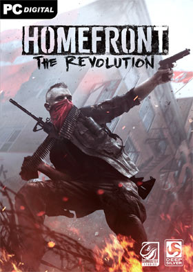 Nexway Homefront: The Revolution vídeo juego PC Básico Español
