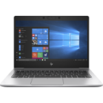 "HP EliteBook 735 G6 Notebook 33.8 cm (13.3"") 1920 x 1080 pixels AMD Ryzen 3 PRO 8 GB DDR4-SDRAM 256 GB SSD Wi-Fi 6 (802.11ax) Windows 10 Pro Silver"