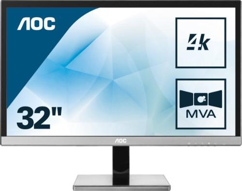 AOC Pro-line U3277PWQU computer monitor 80 cm (31.5