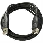 Belkin USB Extension Cable 1.8m USB cable Black