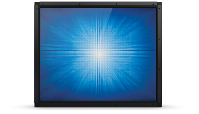 "Elo Touch Solution 1991L touch screen-monitor 48,3 cm (19"") 1280 x 1024 Pixels Zwart Multi-touch"