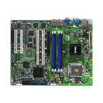 ASUS P5BV server/workstation motherboard LGA 775 (Socket T) ATX Intel® 3200