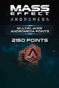 Microsoft 2150 Mass Effect: Andromeda Points, Xbox One
