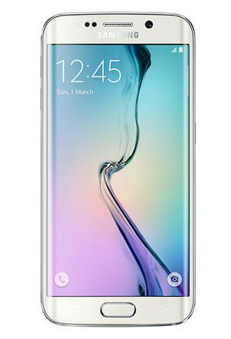 Samsung Galaxy S6 edge SM-G925F 4G 128GB White