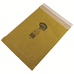 Jiffy Padded Bag Size 5 245x381mm Gold PB-5 (100 Pack) JPB-5