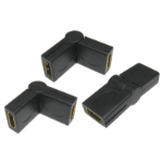 Cables Direct HDMI f/f Black