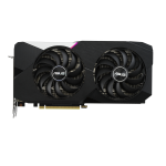 ASUS Dual -RTX3060TI-O8G NVIDIA GeForce RTX 3060 Ti 8 GB GDDR6