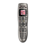 Logitech Harmony 650 Press buttons Black,Grey remote control