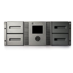 Hewlett Packard Enterprise AK381A tape auto loader/library 4U