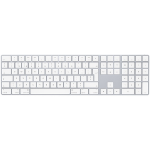 Apple Magic Bluetooth QWERTY Danish White