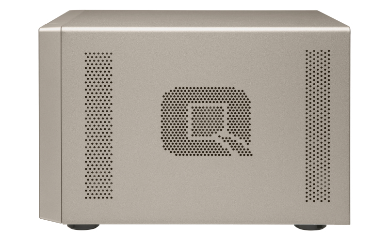 QNAP TVS-473E-8G Ethernet LAN Tower Gold NAS