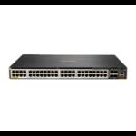 Hewlett Packard Enterprise Aruba 6300M Managed L3 Gray 1U Power over Ethernet (PoE)
