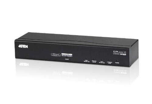 Aten CN8600 KVM switch Black