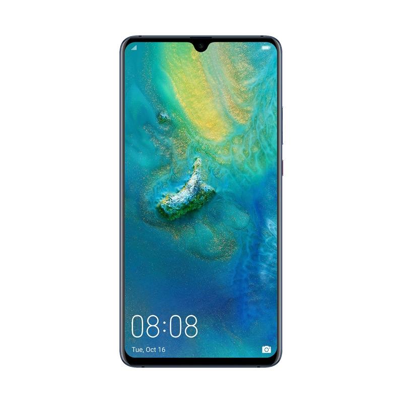 """Huawei Mate20 X 18.3 cm (7.2"""") 6 GB 128 GB Dual SIM Blue 5000 mAh"""