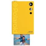 Polaroid Mint instant digital camera 50 x 76 mm Yellow