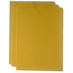 Q-CONNECT KF01487 folder Yellow