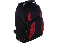 """Targus Drifter 16"""" Laptop Backpack in Black/Red - TSB23803EU"""