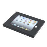 "Newstar IPAD2N-UN20BLACK tablet steun voor 9.7"" iPad/ iPad Air"