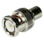C2G 75 Ohm BNC Male Terminators - 10pk Silver wire connector