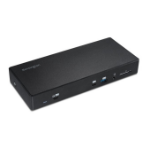 Kensington SD4850P USB-C 10Gbps Dual Video Driverless Docking Station - 100W PD - DP++/HDMI - Windows