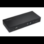 Kensington SD4850P USB-C 10Gbps Dual Video Driverless Docking Station - 100W PD - DP++/HDMI - Windows