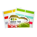 PHE GOLD SOVEREIGN INDEX TABS 22 X 40MM 36 TABS