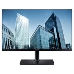 "Samsung S24H850QFN computer monitor 23.8"" Quad HD LED Flat Black"