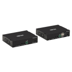 Tripp Lite HDMI over Cat6 Extender Kit with Power over Cable - 4K @ 60 Hz, 4:4:4, 328 ft. (100 m)