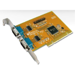 Sunix MIO5079A PCI 2-Port Serial RS-232 and 1-Port Parallel IEEE1284 Card