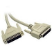 C2G 10m IEEE-1284 DB25 Cable 10m Grey printer cable