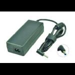 2-Power CAA0737B Indoor 90W Black power adapter/inverter