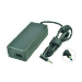 2-Power CAA0737B Indoor 90W Black power adapter/inverter