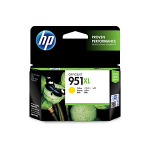 HP 951XL inktcartridge Original Geel 1 stuk(s)