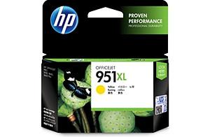 HP 951XL inktcartridge Original Geel 1 stuk(s)