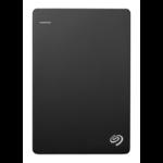 Seagate Backup Plus Portable 5000GB Black external hard drive