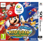Nintendo Mario & Sonic at the Rio 2016 Olympic Games, 3DS Basic Nintendo 3DS English video game