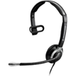 Sennheiser CC 515 IP Monaural Wired Black mobile headset