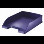 Leitz 52540069 desk tray/organizer Polystyrene Blue