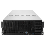 ASUS ESC8000 G4 LGA 3647 (Socket P) Rack (4U) Black, Stainless steel