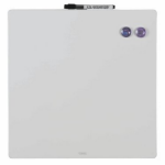 Rexel Magnetic Square Tile 360x360mm White