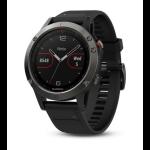 Garmin fēnix 5 Sapphire Bluetooth 240 x 240pixels Black sport watch