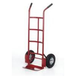 Barton Storage PNEUMATIC TYRE SACK TRUCK RED