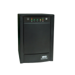 Tripp Lite UPS Smart 1500VA 900W 230V Tower AVR Line-Interactive Sine Wave, Network Card Options, USB, DB9, 8 Outlets