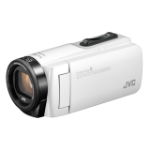 JVC GZ-R495W Handheld camcorder 2.5MP CMOS Full HD White