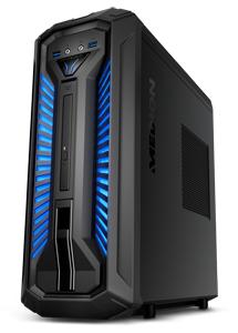 """MEDION ERAZER X30 8th gen Intel® Core�""""� i5 i5-8400 8 GB DDR4-SDRAM 128 GB SSD Mini Tower Black,Blu"""