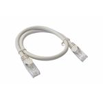8WARE Cat 6a UTP Ethernet Cable, Snagless - 0.5m (50cm) Grey