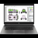"HP ZBook Studio x360 G5 Silver Mobile workstation 39.6 cm (15.6"") 1920 x 1080 pixels Touchscreen 8th gen Intel® Core™ i7 8 GB DDR4-SDRAM 256 GB SSD NVIDIA® Quadro® P1000 Wi-Fi 5 (802.11ac) Windows 10 Pro"