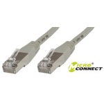 Microconnect STP630 30m Grey networking cable
