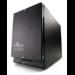 ioSafe 216 Tower Ethernet LAN Black
